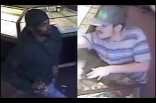 Police search for jewelry store robbery suspects
