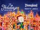 Your chance to win Disneyland Resort tickets!