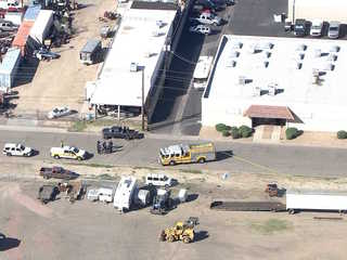 PD: One dies after ATV crash in Glendale
