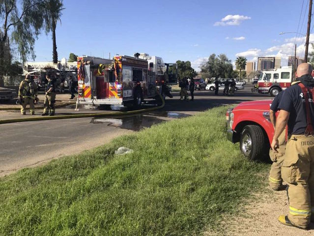 FD: Body found in downtown Phoenix house fire