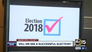 Officials hope for successful midterm process