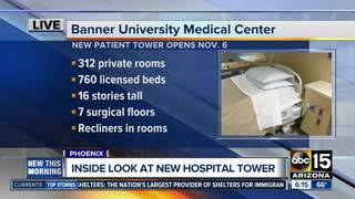 Banner Medical Center to open new tower Nov. 6
