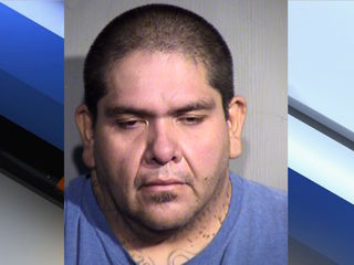 Man in custody, 18 displaced after PHX fire