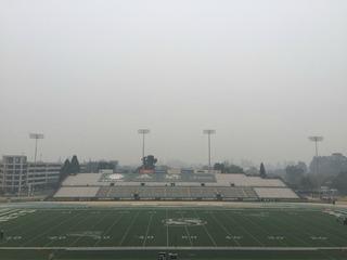 NAU game in Sacramento canceled due to fires