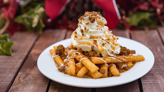All the new holiday foods coming to Disneyland