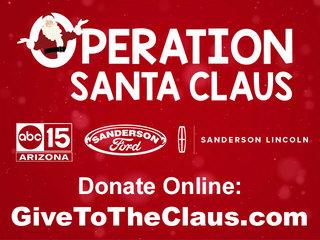 Operation Santa Claus kicks off at ABC15