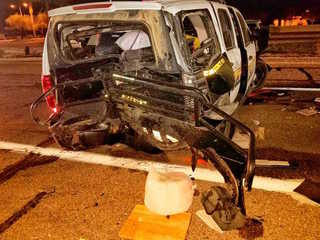 PCSO: Deputy struck by suspected drunk driver