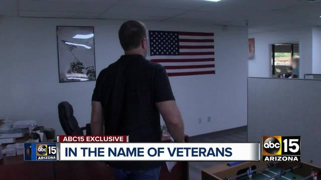 Is Valley veteran business really doing charitable work?