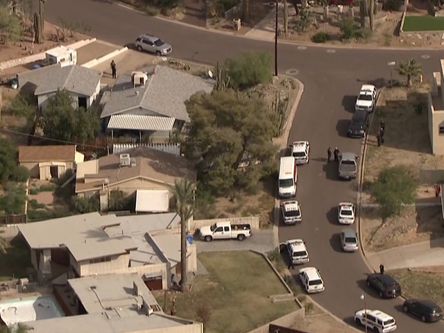 US Marshals involved in deadly Phoenix shooting