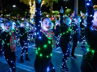 Top holiday light displays to see in the Valley