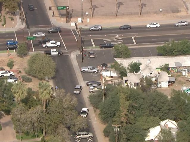 Tempe PD involved in shooting near ASU campus
