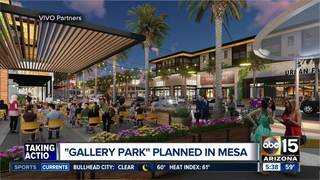 Big development plans in the works for Mesa