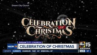 See Celebration of Christmas for FREE!