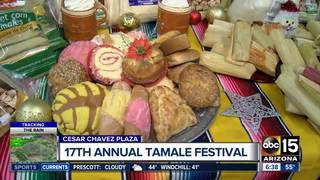 FREE Tamale Festival happening this weekend!