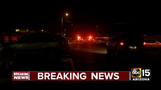 Phoenix police investigating shooting near 40th St and McDowell
