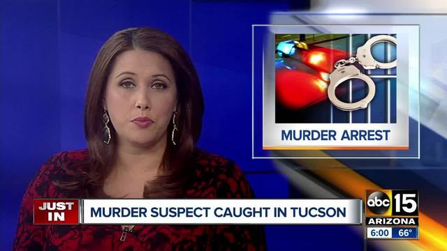 Murder suspect arrested in southern Arizona after Phoenix woman-s death