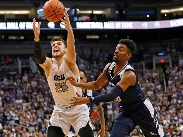 GCU falls just short of upset over No. 6 Nevada