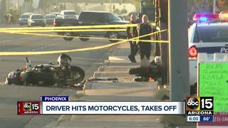 PD: Woman critically injured after hit-and-run