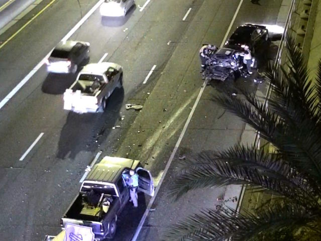 DPS: 2 dead in crash on SR-51 SB near Camelback