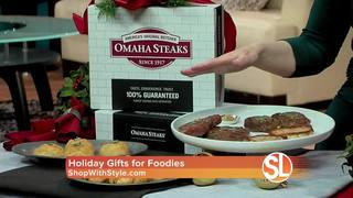 YUM! Gift ideas for foodies